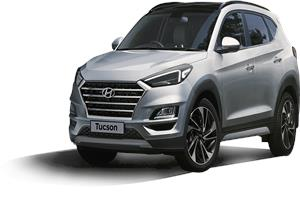 Hyundai Tucson 1.6 AT TurBo